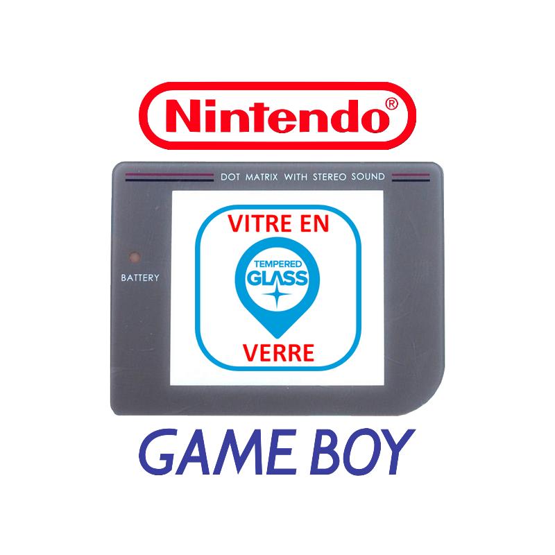 Vitre Rechange Verre - Game Boy Classic