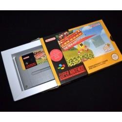 5 Cales Insert SNES - Super Nintendo