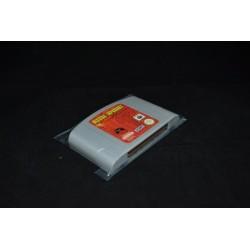 Lot de 10 protections pour cartouche SNES/N64
