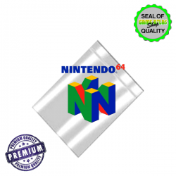 Cartridge Protection Bag - N64