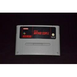 Super Nes Nintendo Scope 6 - SNES