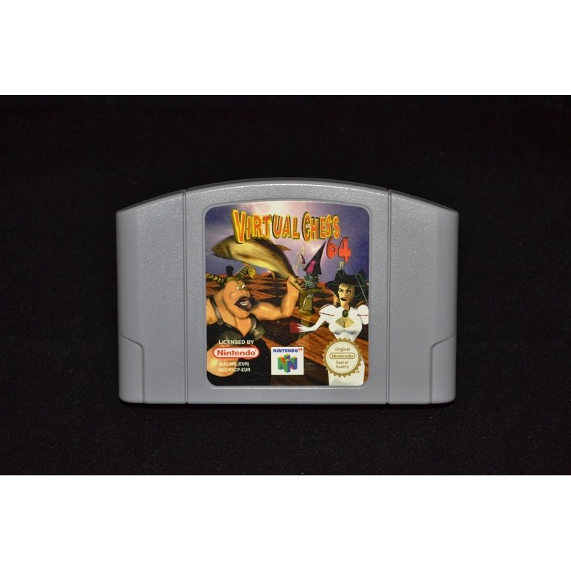 Virtual Chess 64 - Nintendo 64