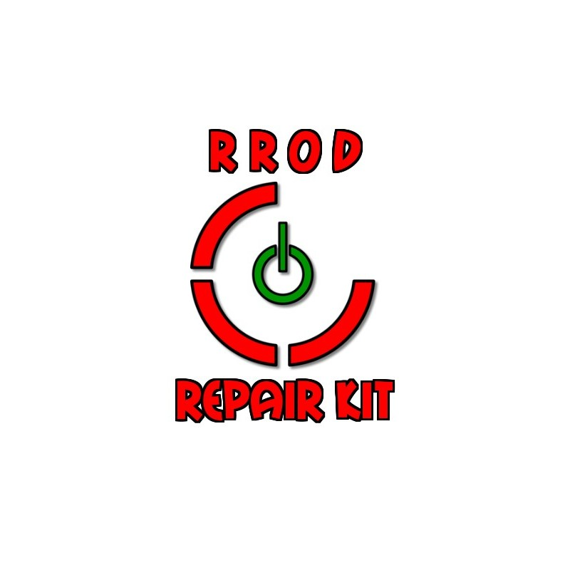 RROD Extreme Cooling Repair Kit - XBOX 360