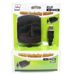 Adaptateur SNES/USB - 2 manettes