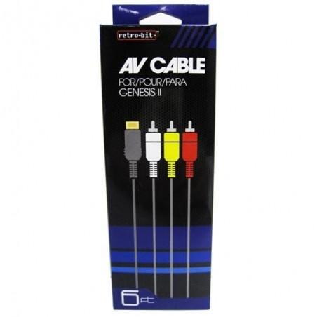 Câble A/V - Megadrive 2 & Genesis 2